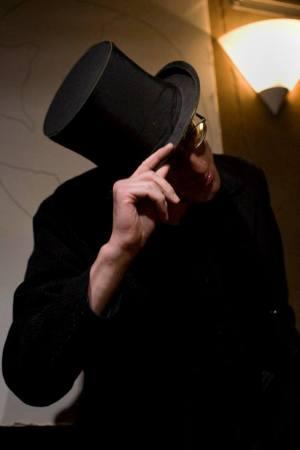 David Sirois, host of SpokenWord 2 - Open Secret