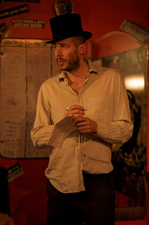 Alberto Rigettini, host of SpokenWord