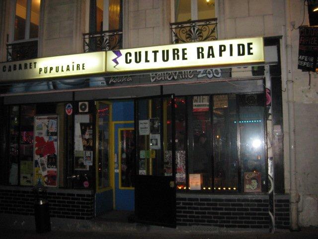 Culture Rapide