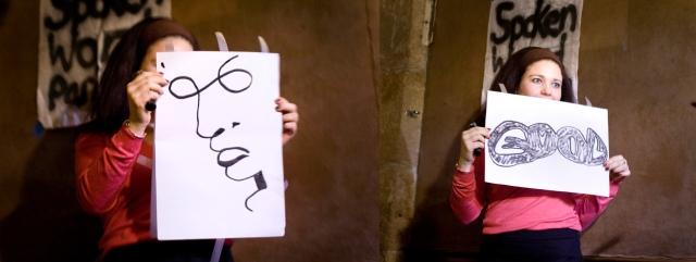 Christelle ambigrams