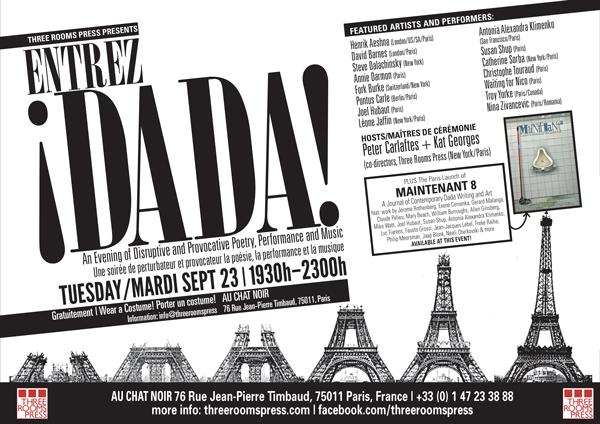Paris Dada 2014